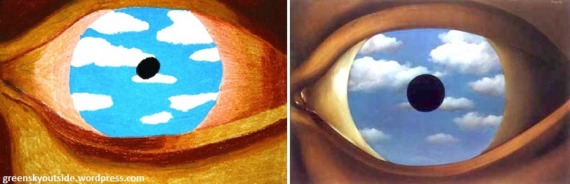 essay on that eye the sky essay Free essays essay on the bluest eye back home essay on the bluest eye there are many themes that seem to run throughout this story each theme and conflict seems to always involve the character of pecola breedlove there is the theme of finding an identity there is also the theme of pecola as a victim.