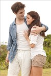 Edward and Bella, happily married