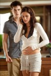 Edward and Bella, finding out she's pregnant