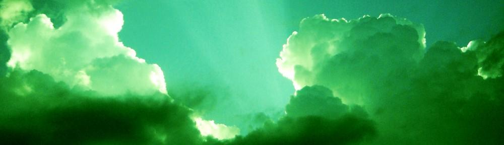 A Green Sky Outside