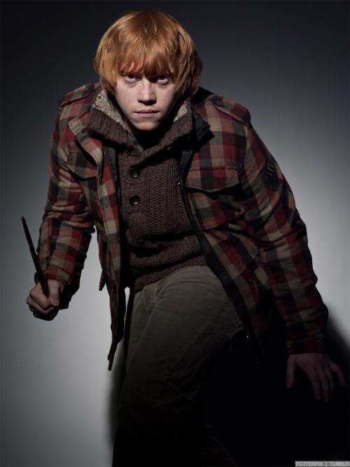 Ron, on floor